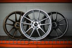 "Renn Motorsport 20"" RS-71 Flow Forged Audi Wheels"