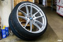 "Renn Motorsport 20"" RS-71 Flow Forged BMW Wheels"
